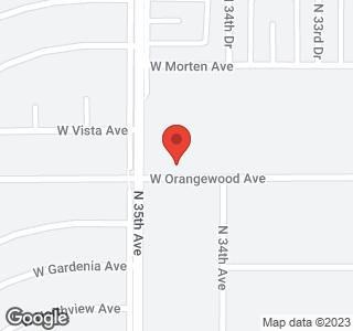 3418 W ORANGEWOOD Avenue