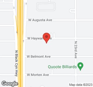 2345 W HAYWARD Avenue