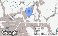 Map of Riverdale, GA