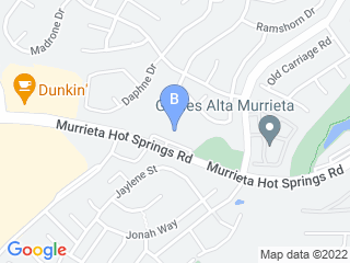 Map of All Creatures Animal Hospital and Luxury Boarding Dog Boarding options in Murrieta | Boarding