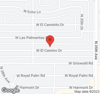 3618 W EL CAMINO Drive