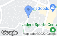 Map of Ladera Ranch, CA
