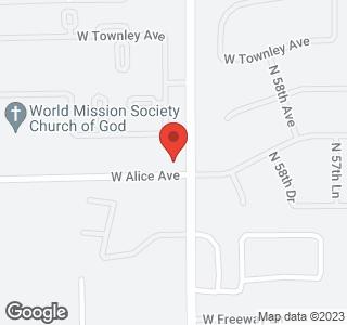 5906 W ALICE Avenue