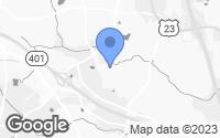 Map of Morrow, GA