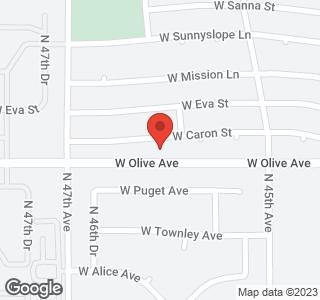 4613 W CARON Street