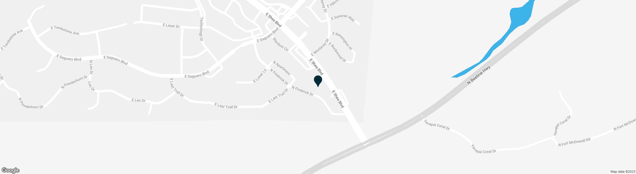 17205 E SHEA Boulevard #103 A Fountain Hills AZ 85268
