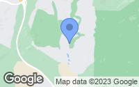 Map of Trabuco Canyon, CA