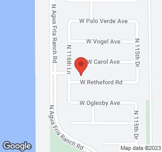11630 W RETHEFORD Road