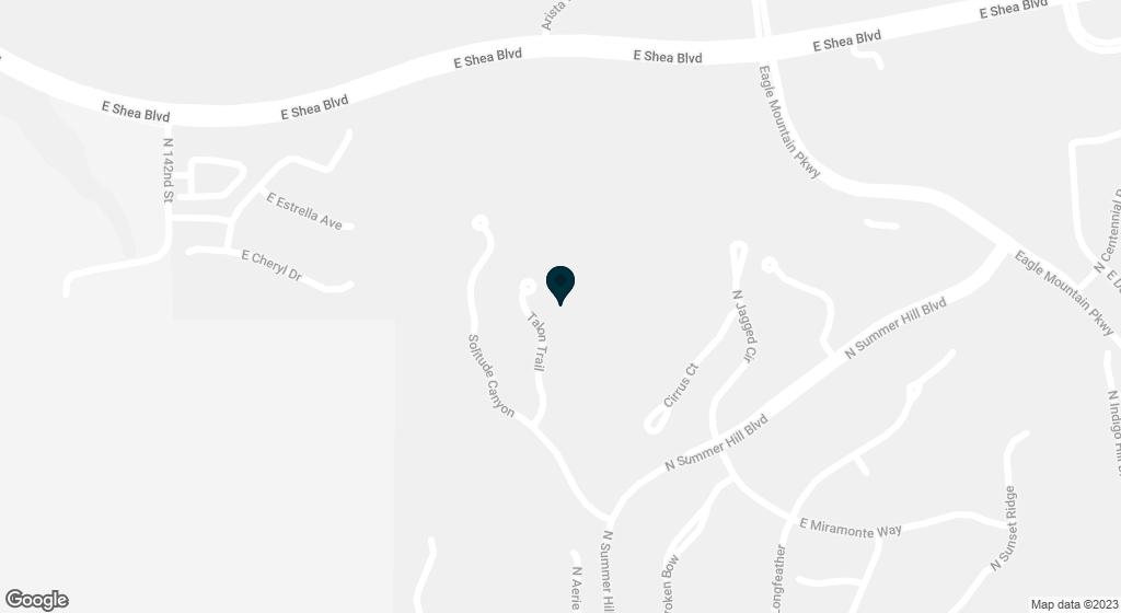 9805 N Talon Trail #9 Fountain Hills AZ 85268