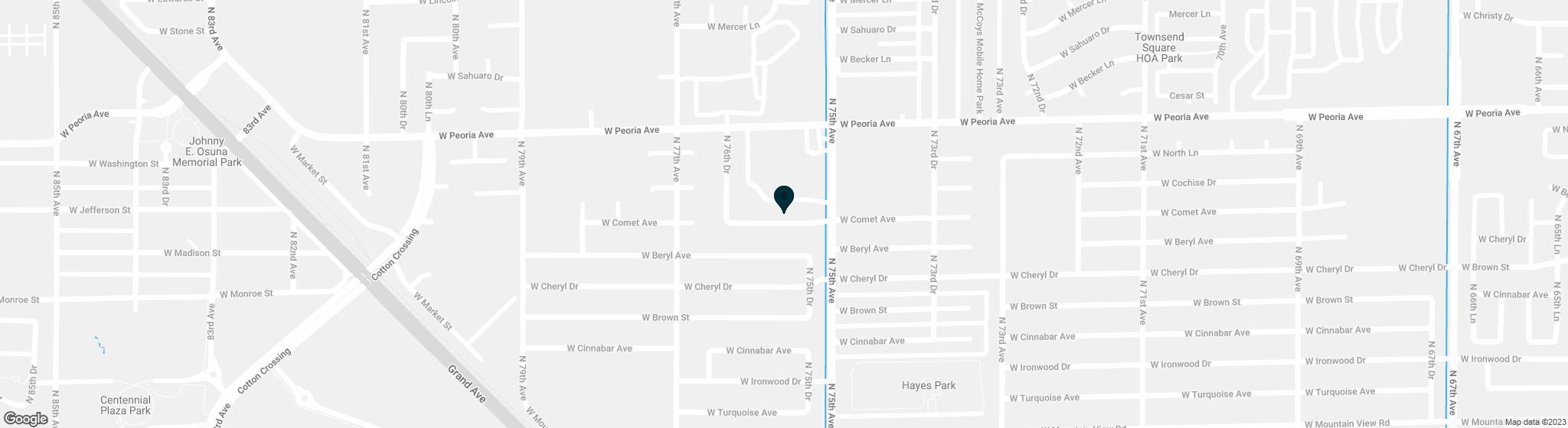 7558 W COMET Avenue Peoria AZ 85345