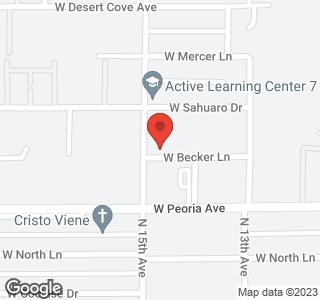 10641 N 15TH Avenue