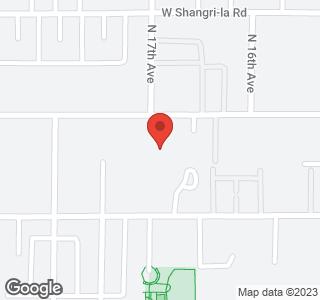 1637 W DESERT COVE Avenue