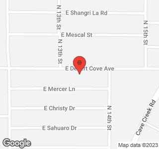 1323 E DESERT COVE Avenue