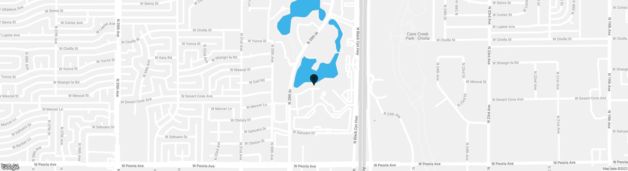 2654 W DESERT COVE Avenue Phoenix AZ 85029