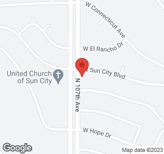 10643 W SUN CITY Boulevard