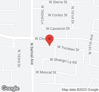 16251 W YUCATAN Drive
