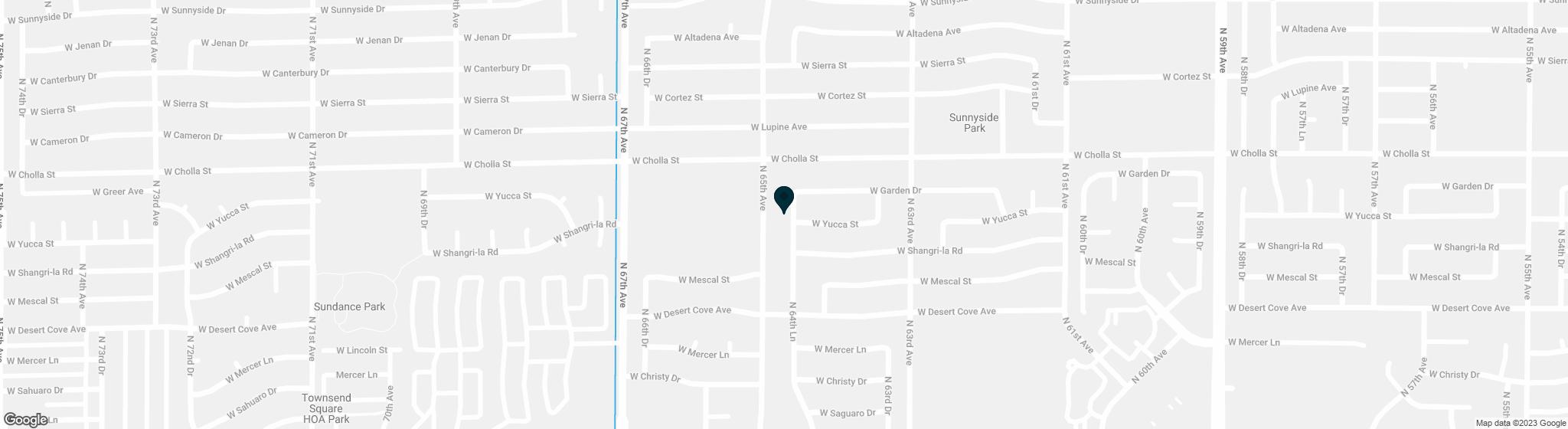 11228 N 64TH Lane Glendale AZ 85304