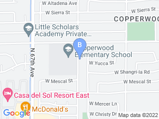 Map of Glendale Happy Home Pup Care Dog Boarding options in Glendale | Boarding
