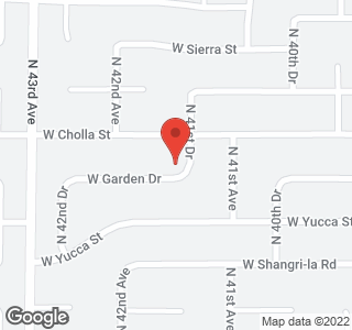 4124 W GARDEN Drive