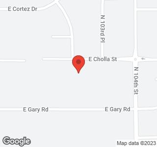 10295 E CHOLLA Street