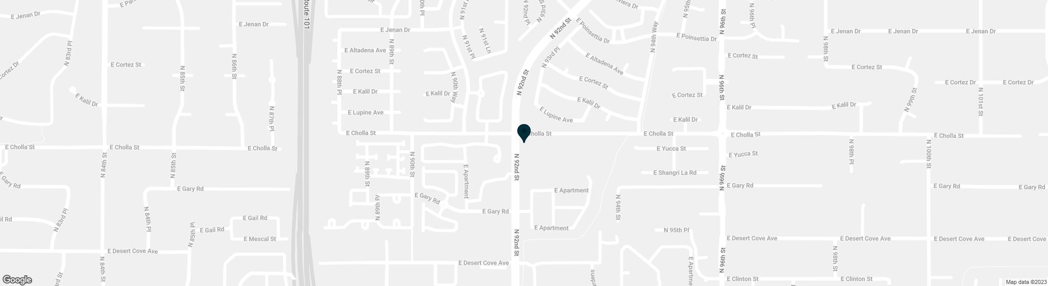 11333 N 92ND Street #1123 Scottsdale AZ 85260