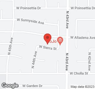 4332 W SIERRA Street