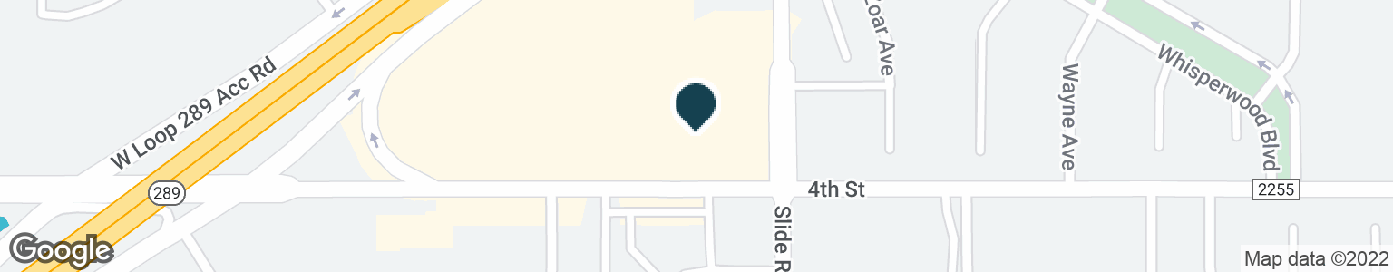 Google Map of5206 4TH ST