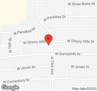 7301 W CHERRY HILLS Drive