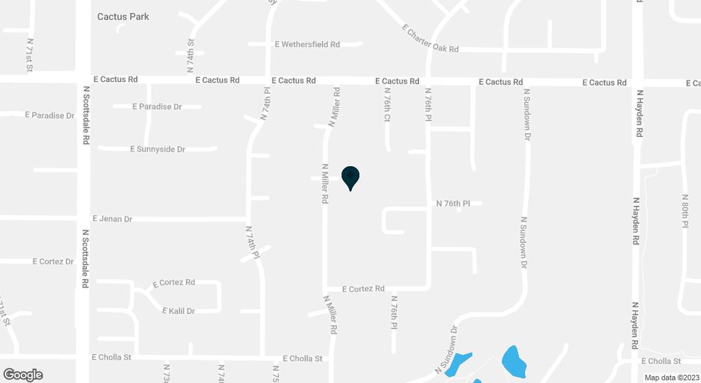 7601 E JENAN Drive Scottsdale AZ 85260