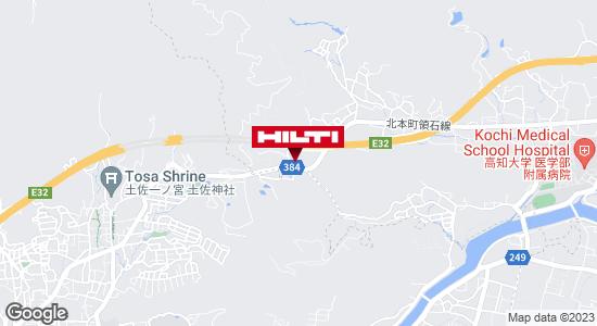 Get directions to 佐川急便株式会社 高知店