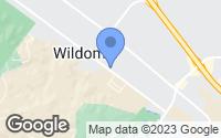 Map of Wildomar, CA