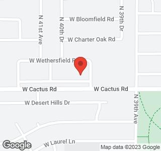 4010 W CACTUS Road