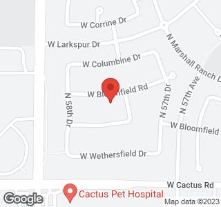 5821 W BLOOMFIELD Road