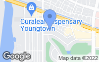 Map of Sun City, AZ