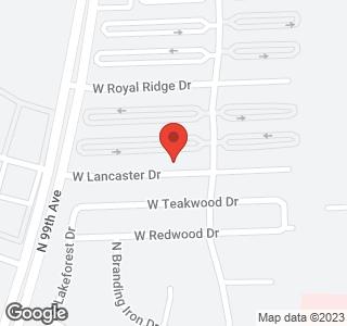 9814 W LANCASTER Drive