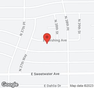 3761 E PERSHING Avenue