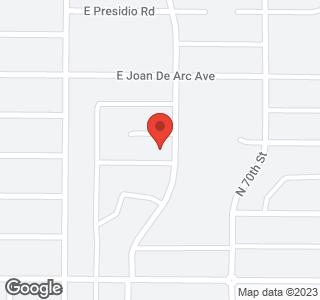 6845 E PERSHING Avenue