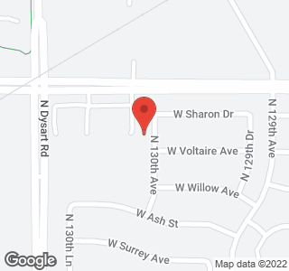13710 N 130TH Avenue
