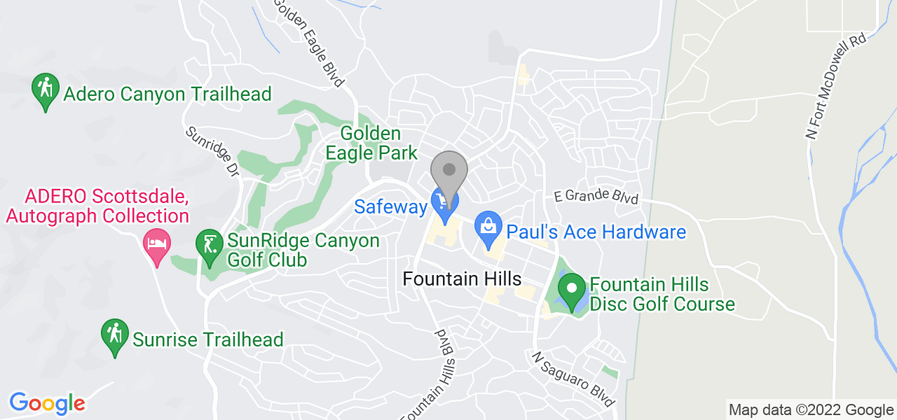 16336 E Palisades Blvd, Fountain Hills, AZ 85268, USA