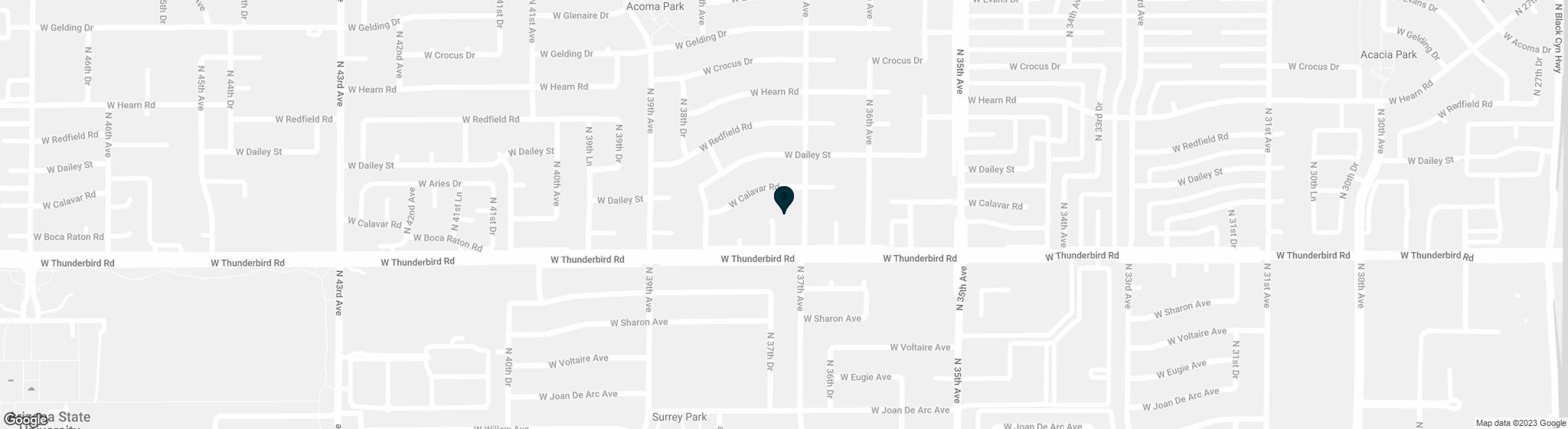 13819 N 37TH Drive Phoenix AZ 85053