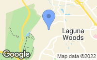 Map of Laguna Woods, CA
