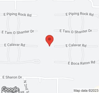 739 E CALAVAR Road