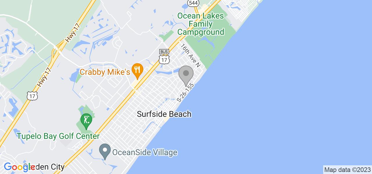 116-A 9th Ave N, Surfside Beach, SC 29575, US