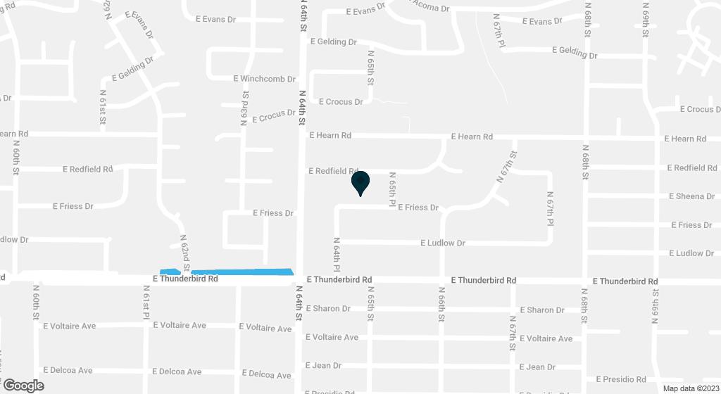 6440 E FRIESS Drive Scottsdale AZ 85254