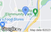 Map of Peoria, AZ