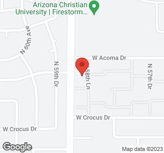 14466 N 58TH Lane