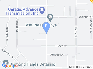Map of R   S dog boarding day care   grooming Dog Boarding options in Wildomar | Boarding