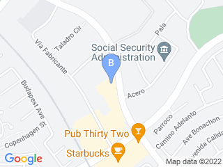 Map of Alicia Pet Care Center Dog Boarding options in Mission Viejo | Boarding