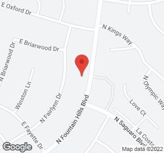 14654 N FOUNTAIN HILLS Boulevard