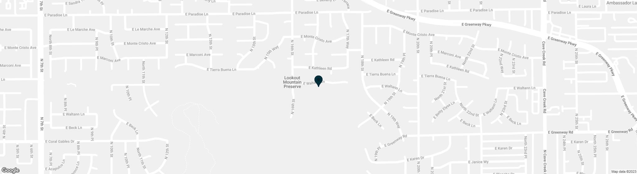 1639 E WALTANN Lane Phoenix AZ 85022